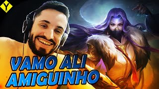 TROLLEI O CABRAL DE LUO YI - ft. Cabral ML | Mobile Legends