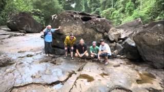Video Kambo-dža turné  2013 Thajsko - Laos