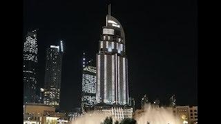 Address Downtown Dubai hotel shines again