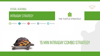 Intraday 15 Min Combo Strategy TCS 100% Working