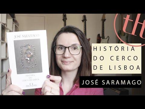 Histo?ria do Cerco de Lisboa (Jose? Saramago) | UNICAMP | Tatiana Feltrin