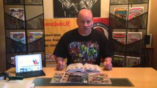 Comic Vlog 4 - Comicbooks.ie Grade / Condition Determines Value