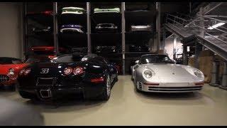 Insane Car Collection!