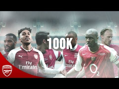 This is ArsenalVideosHD (100K Special)