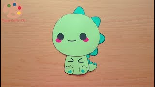Baby Dinosaur - Komodo Dragon Craft