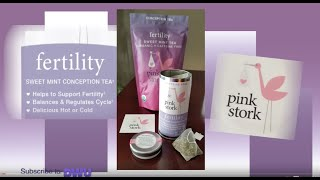 Pink Stork Fertility Tea how to Prep