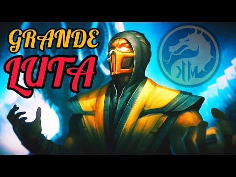 Grande Luta na (Torre Clssica) do Mortal Kombat 11