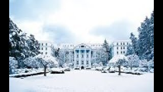 Wintertime at The Greenbrier