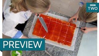 Strawberry surprise - Bake Off Creme de la Creme: Series 2 Episode 4 Preview -
