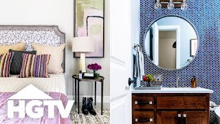 HGTV Smart Home 2019 - Tour The Guest Rooms