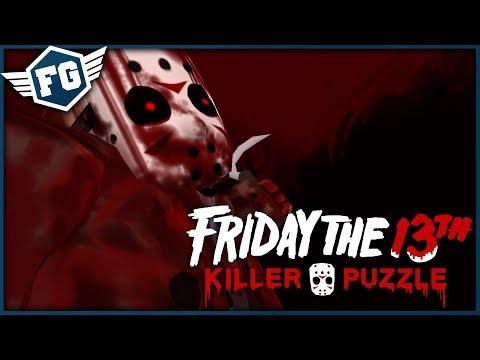 Friday the 13th: Killer Puzzle #5 - Vůbec Nic Nevidí!