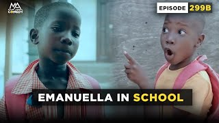 EMANUELLA IN SCHOOL - Throw Back Monday (Mark Angel Comedy)
