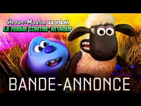 SHAUN LE MOUTON LE FILM : LA FERME CONTRE-ATTAQUE - Bande-annonce #1 (2019)
