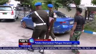 Oknum TNI Mengamuk Karena Tak Terima Disalip - NET 12