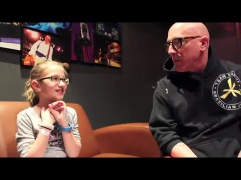 Puscifer Interview (Maynard James Keenan & Carina Round) – Kids Interview Bands