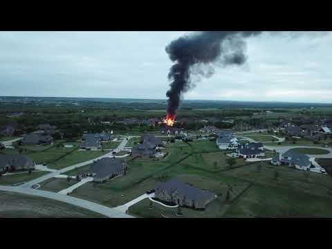 bella-flora-house-fire-from-a-mavic-pro-drone-view