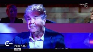 Pierre Perret 'Lily' en acoustique chez C à vous - 14/05/2015