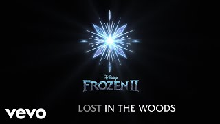 """Jonathan Groff - Lost in the Woods (From """"Frozen 2""""/Lyric"""