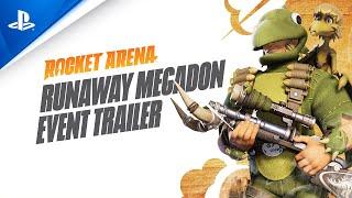 Rocket Arena - Runaway Megadon Event Trailer - PS4