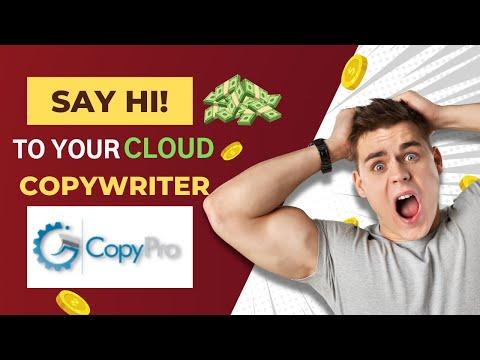 CopyPro by Jon Benson