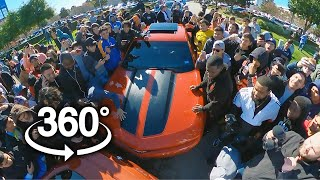 Coffee and Cars in 360° - It Got Too Crazy by High Tech Corvette