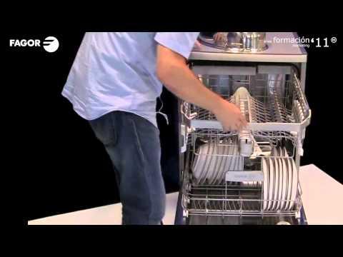 Fagor mosogatógép működése - www.konyhawebaruhaz.hu