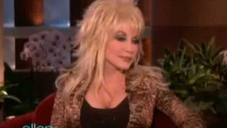 Dolly Parton on Ellen - May 2011
