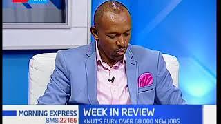 Week in Review: President Uhuru's Sh200b Eurobond loan