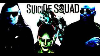 Skrillex & Rick Ross - Purple Lamborghini (Suicide Squad) (Clean) (Bass Boosted) [Best Edit]