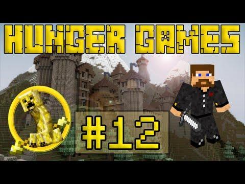 Minecraft Hunger Games #12 - Хитрый алмазник