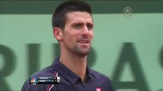 Rafael Nadal vs Novak Djokovic - Final Roland Garros 2012 Highlights HD