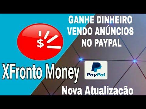 XFRONTO Money Atualização - Ganhe dinheiro no paypal vendo anúncios