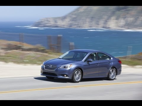 2015 Subaru Legacy Review Video