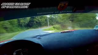 Caméra Embarqué Rallye di Roma