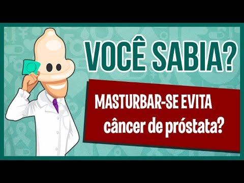 Foto real da próstata