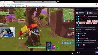 NINJA & DRAKE 600,000 Viewers LIVE On Twitch !!   Fortnite Battle Royale Gameplay