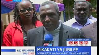 Mkutano wa viongozi wa jamii ya Kikuyu na Kalenjin waangazia hatua mbele ya uchaguzi utakaofanyika