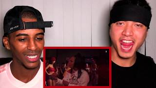 Lil Bebe Remix | Dani Leigh Featuring Lil Baby | Aliya Janell Choregraphy | THE HOMIES REACTION
