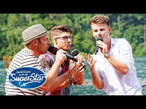 "DSDS 2019 | Gruppe 06 | Nick, Davin, Lukas mit ""Every Breath You Take"" von The Police"