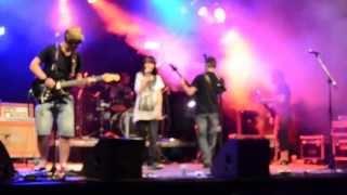 Video NOBLE CROPS - POJĎ DO NEZNÁMA + FRÁZE, rockcorok 2013