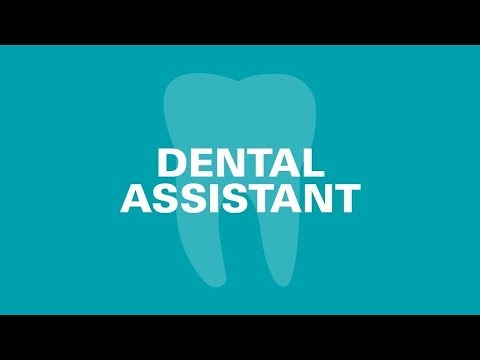 Dental Assistant - Is It the Career For You? - YouTube