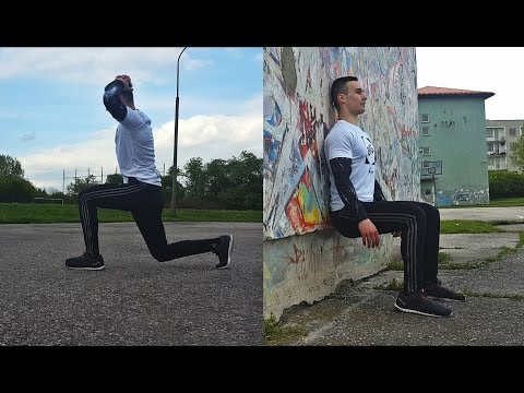 Skurcze nóg podczas ćwiczeń