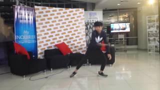 #ShowbizLive: BJ Sy hataw sa dance floor