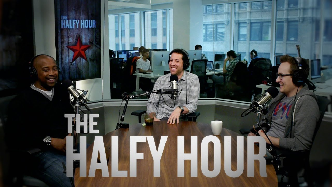 NYC Hoops Legend Kenny Anderson Interview: The Halfy Hour thumbnail