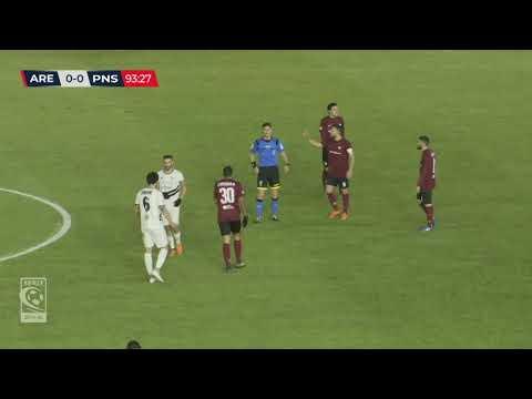 Arezzo-Pianese 0-0, la sintesi della partita