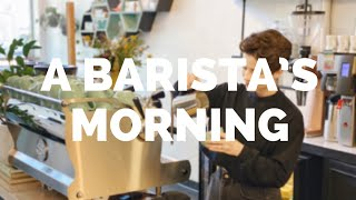 Opening A Coffee Shop: Barista Shift Vlog