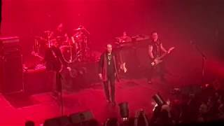 40 years of Bauhaus - Burning From The Inside live in Seattle 2019