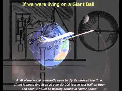 200 Prove che la Terra non è una palla rotante (sub-it)