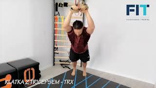 Klatka z tricepsem – TRX – TRX002