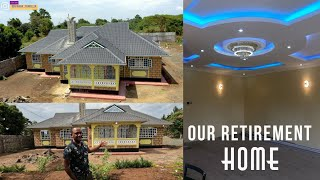 The Simple Retirement Home is Ready